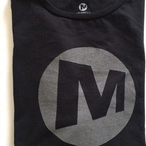 Men's Merrell Logo Tee Sz Large